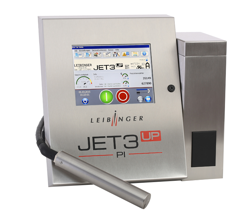 Leibinger Jet3pi Industrial Ink Jet Printer